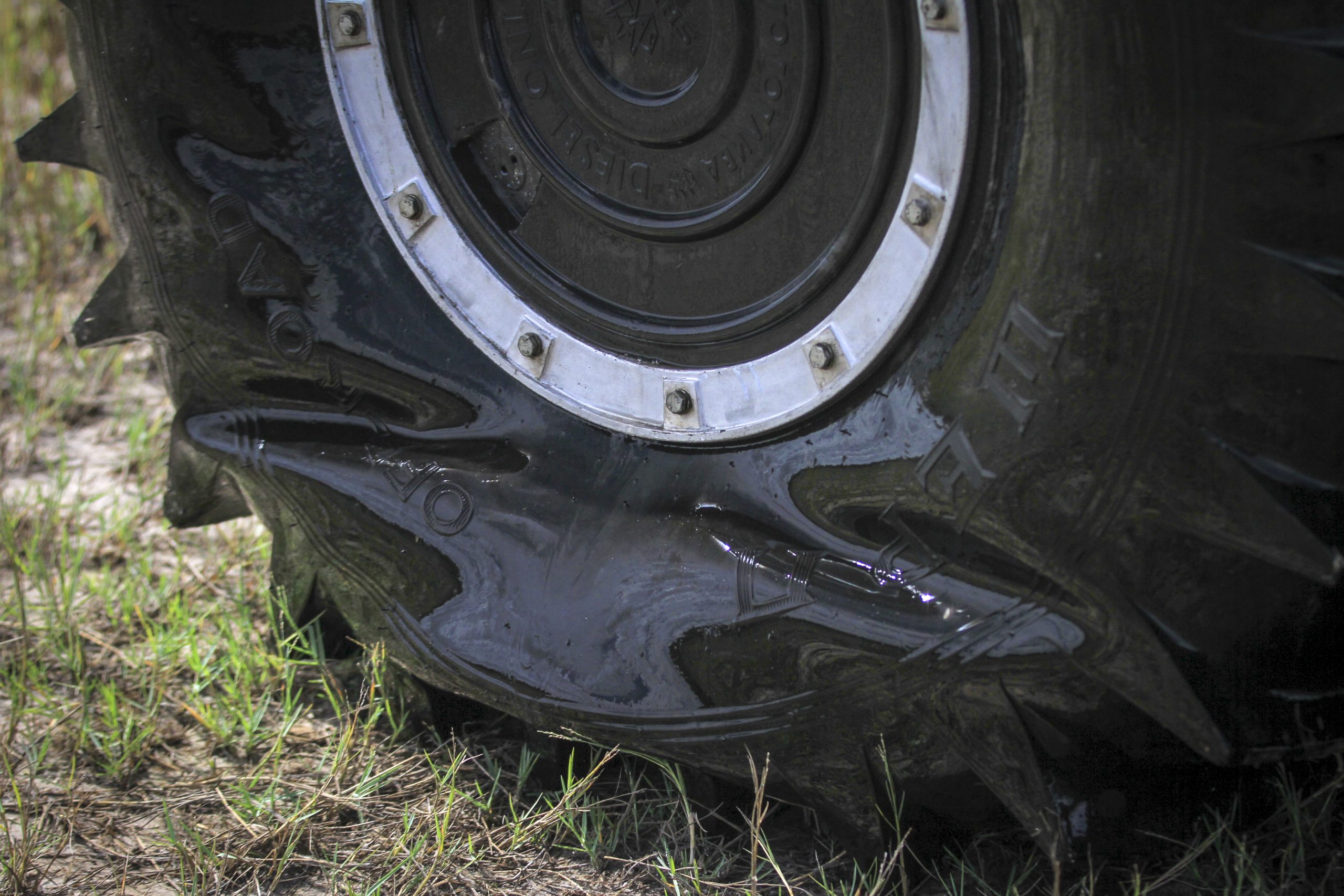 Sherp ATV Tire Inflation System