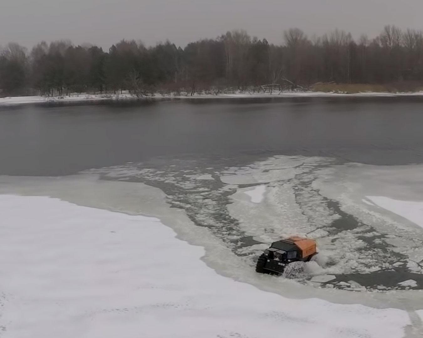 Sherp-ATV-Frozen-Lake 3