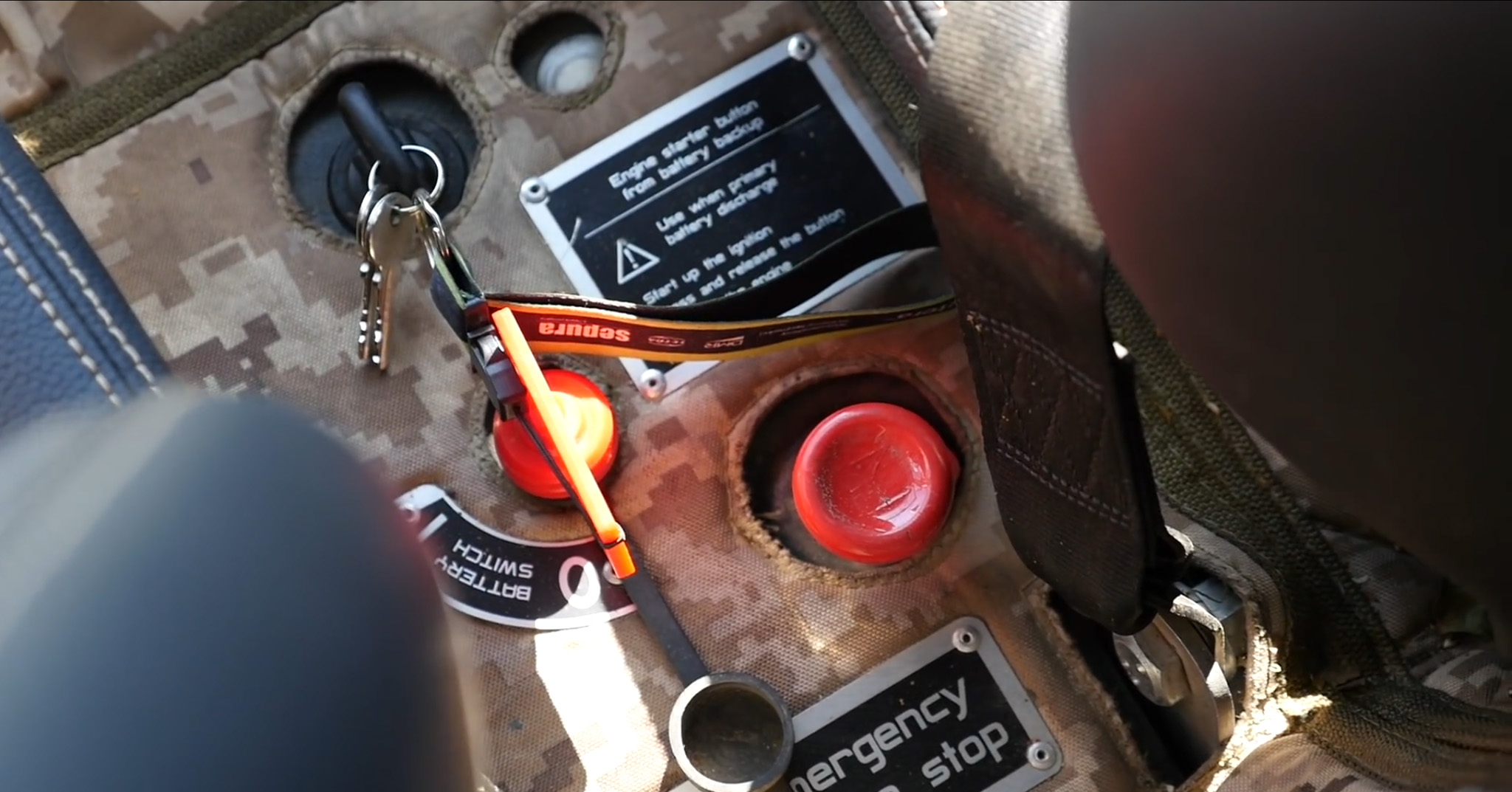 Sherp-ATV-Ignition System