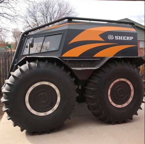 Sherp Pro for Sale