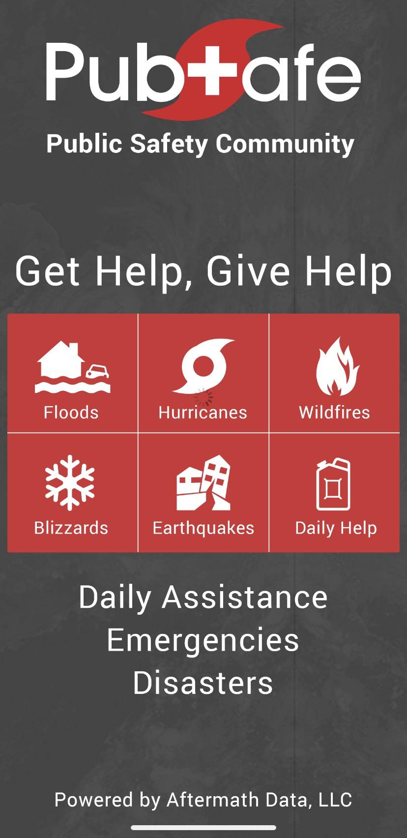 PubSafe Help Mobile App