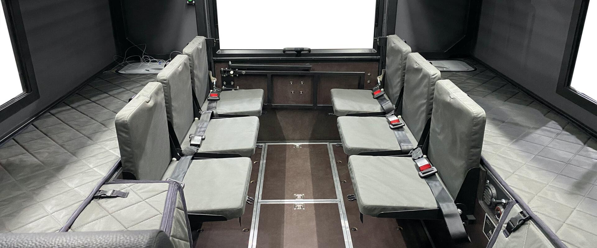 Sherp Pro XT Rear Seats