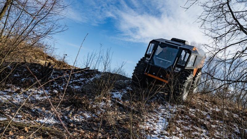 Sherp Pro XT Snow Hill