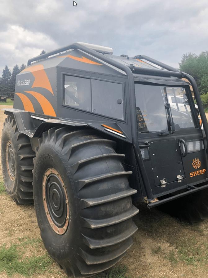 Used Sherp ATV Sale 2018 579 hours