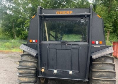Used Sherp Pro For Sale rear