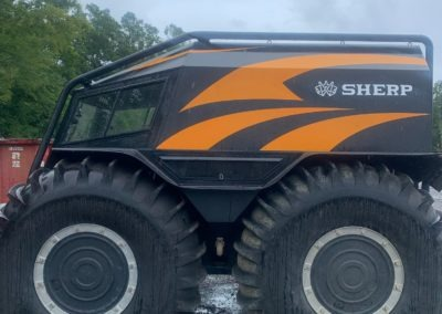 Used Sherp Pro For Sale left side