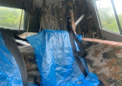 Used Sherp Pro For Sale Seats