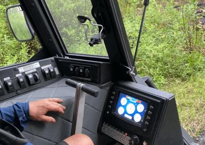 Sherp Pro Driver Cockpit