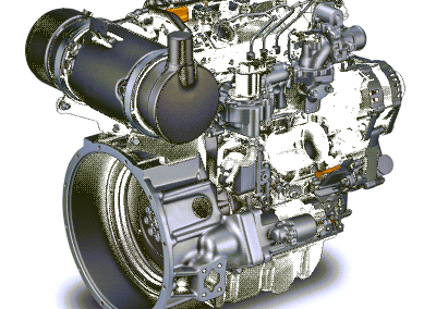 Sherp Pro XT Engine Specifications
